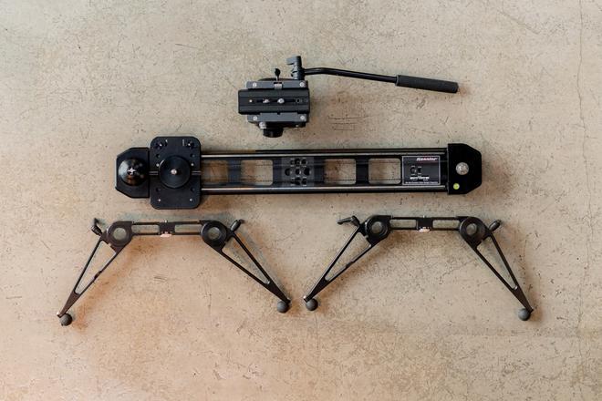 Kessler Crane Stealth Slider Kit