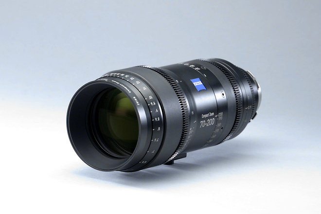 Zeiss CZ.2 70-200mm T2.9 PL or EF