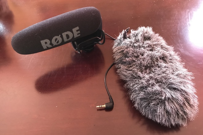 Rode VideoMic Pro Condenser Microphone
