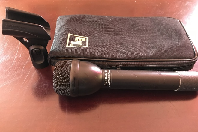 Wireless Microphone - Electro-Voice RE50N/D-B