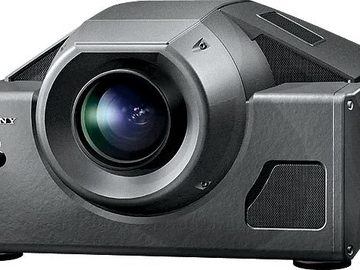 Sony SRX-R110 DCI 4K Cinema Projector