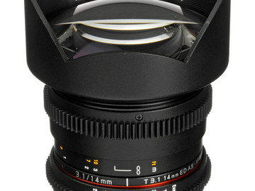 Rent: Rokinon Cine 14mm T3.1