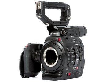 Rent: Canon C300 Mark II (MkII) Base Package