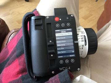 Rent: ARRI WCU-4 Wireless Follow Focus - Full 3 motor Kit