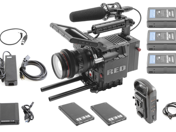 RED Scarlet MX 4K | Canon 24-105mm F/4L | 2x 128GB Redmags