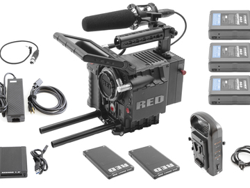 RED Scarlet MX 4K