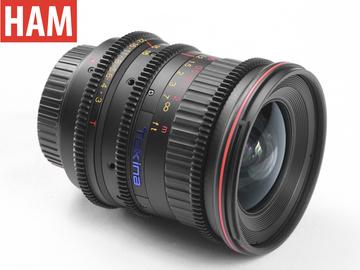 Rent: Tokina Cinema 11-16mm T3 for Canon EF Mount - Cine Lens