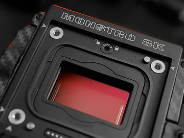 Red Monstro VistaVision 8K Kit ( PL/EF ) + RT Motion FF Kit