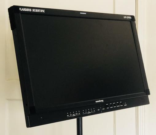 23 Inch Flanders Scientific 1080P FSI Monitor
