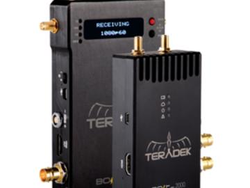 Teradek Bolt 2000 3G-SDI Video Transceiver Set