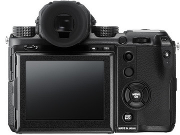 Rent: Fujifilm GFX 50S mirrorless medium format +23, 63, 110 lens