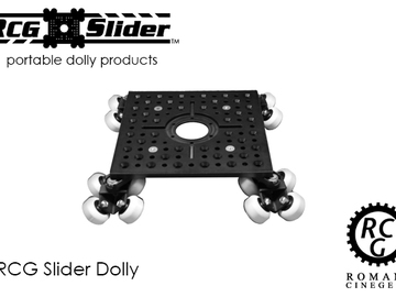Rent: Slider Dolly w/ Rails