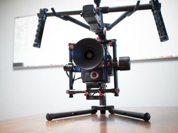 Rent: DJI Ronin-MX 3 Complete Package with Wirless Video & Focus
