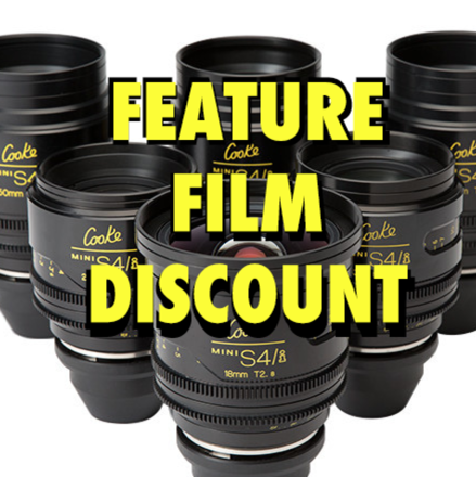 Cooke Mini S4i T/2.8 6-Set Feature Discount