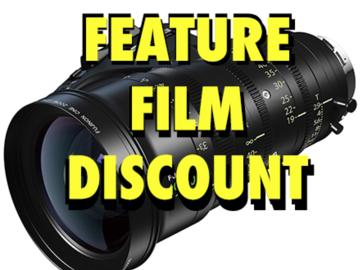 Rent: Fujinon 19-90mm T2.9 Cabrio Zoom (Feature Film Discount)