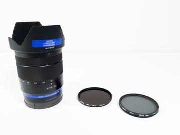 Rent: Sony Vario-Tessar T* E 16-70mm f/4 ZA OSS Lens