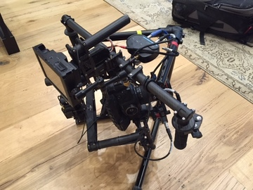 Rent: MoVI Freefly M10