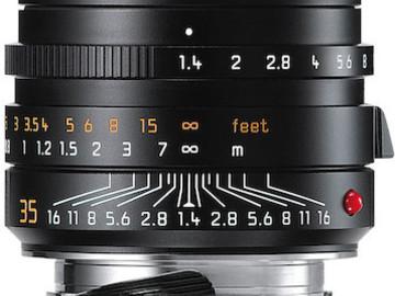 Leica Summilux-M 35mm f/1.4 ASPH Lens