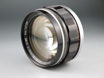 Canon 50mm vintage F/0.95 Dream Lens