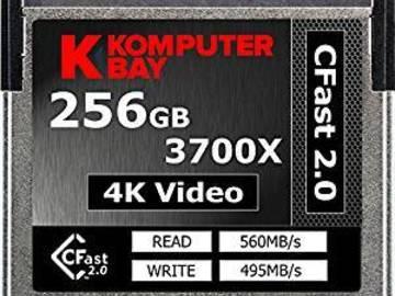 Rent: Komputer Bay CFast 3700x card (Ursa Mini Pro)