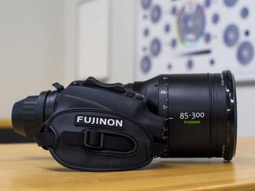 Rent: Fujinon 85-300mm Cabrio T2.9-4.0 ZK Lightweight Zoom
