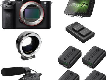 Rent: Sony Alpha a7S II w/Odyssey7Q+ OLED