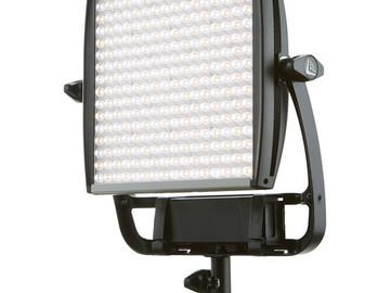 Litepanels Astra 6X Bi-Color LED Panel With V-Mount Plate