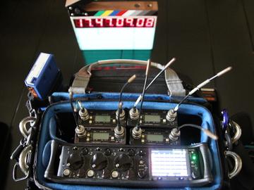 Rent: COMPLETE Audio Pkg - 633, Lectrosonics, Smart Slate, Comteks