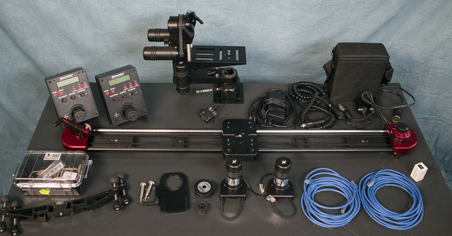 Kessler 3-Axis Time-lapse Kit