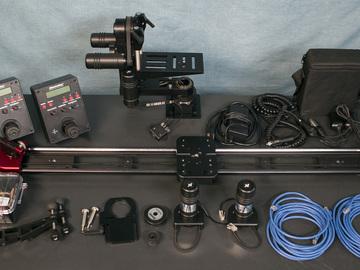 Rent: Kessler 3-Axis Time-lapse Kit