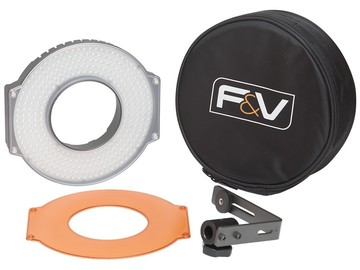 Rent: F&V Lighting R-300 LED Ring Light