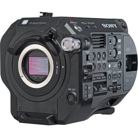 SONY | PXW FS7 II | 4K XDCAM |