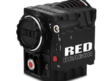 Rent: RED | EPIC | DRAGON | EF | KIT