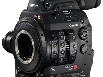 Rent: CANON | C300 MK II | EOS CINEMA | KIT