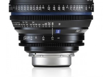 Rent: Zeiss Compact Prime CP.2 50mm T1.5 PL