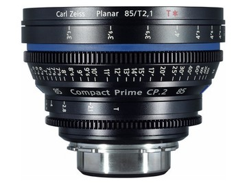 Rent: Zeiss Compact Prime CP.2 85mm T1.5 PL