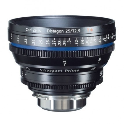 Zeiss Compact Prime CP.2 25mm T2.1 PL