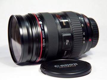 Rent: Canon 24-70 2.8L Zoom Lens