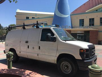 Rent: 2 Ton G&E Van