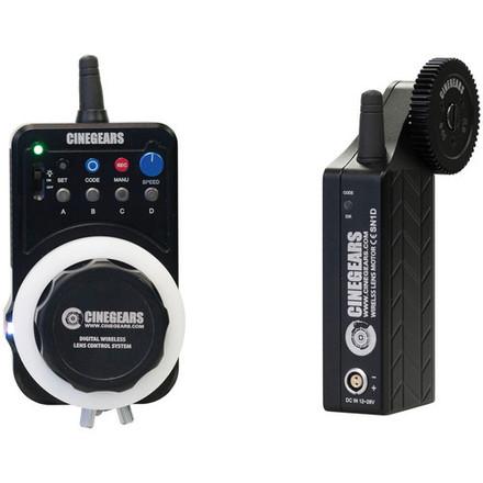 Cinegears Single Axis Wireless Follow Focus