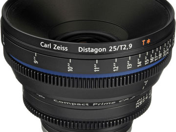 Rent: ZEISS | CP.2 | 25MM | T2.9 | EF | KIT