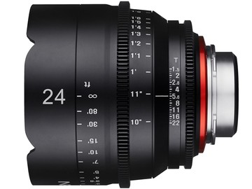 Rent: Rokinon XEEN 24mm T1.5 EF Cinema Prime
