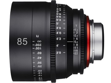 Rent: Rokinon XEEN 85mm T1.5 EF Cinema Prime