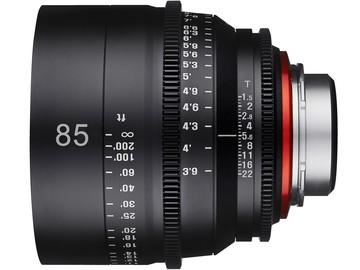Rent: Rokinon XEEN 85mm T1.5 EF Cinema Prime