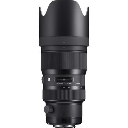 Sigma 50-100mm f/1.8 DC HSM Art + ND filter