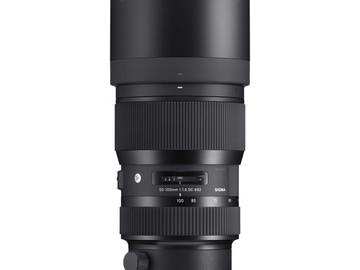 Rent: Sigma 50-100mm f/1.8 DC HSM Art + ND filter