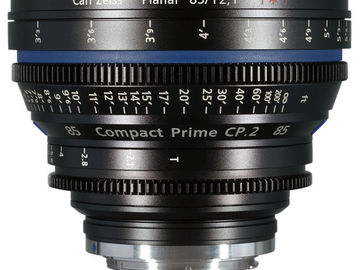 Rent: ZEISS | CP.2 | 85MM | T2.1 | EF | KIT