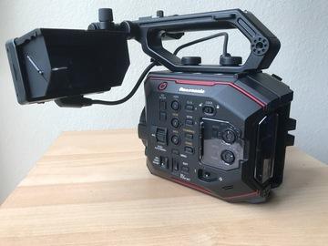 Rent: Panasonic AU-EVA1 Camera (No Lens)