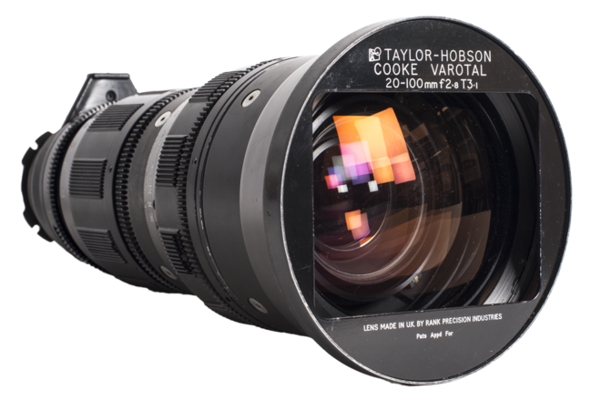 Cooke Varatol 20-100mm T3.1 *SPECIAL