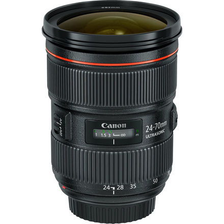 CANON LENS | EF 24-70MM F/2.8L USM II | KIT